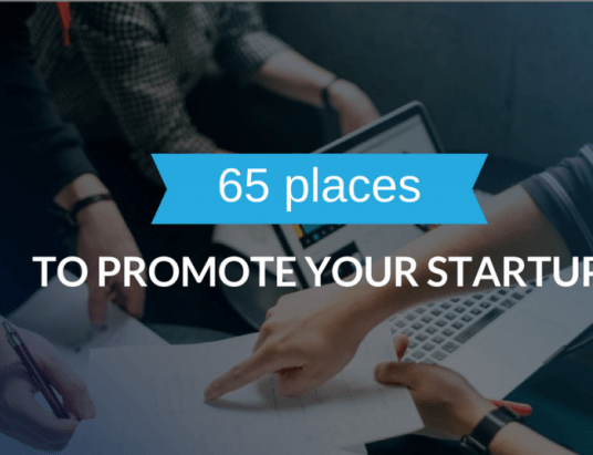 place promote startup