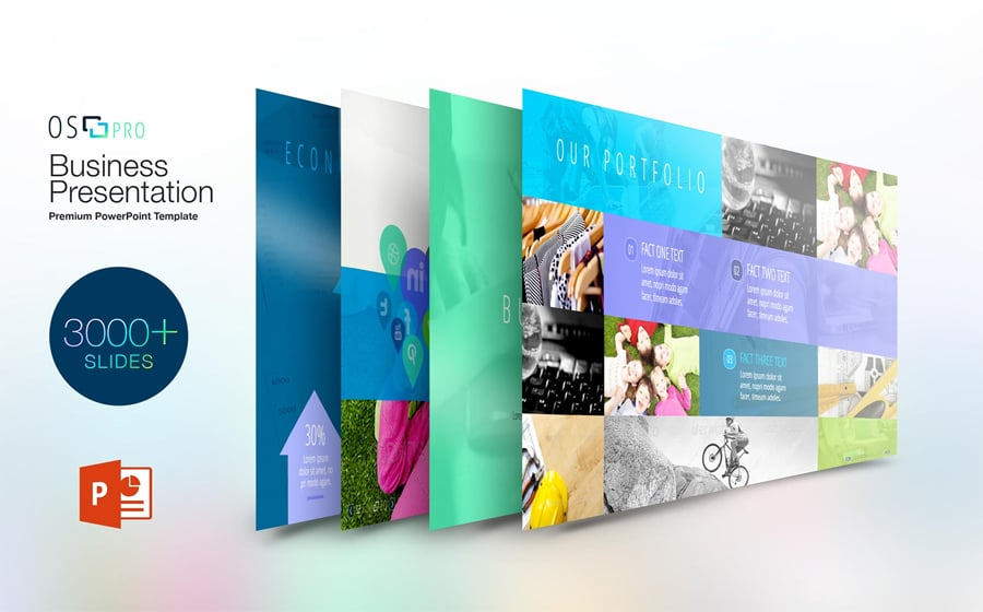 100 professional business presentation templates to use in 2018 are you in search of business presentation templates that can be adjusted for a range of purposes consider using ios pro as a pre designed starting point fandeluxe Gallery