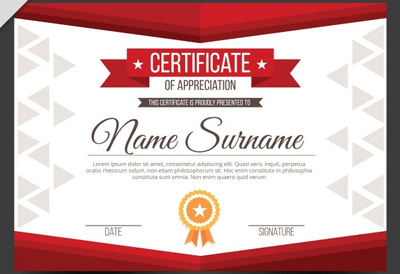 50 Multipurpose Certificate Templates And Award Designs For Business