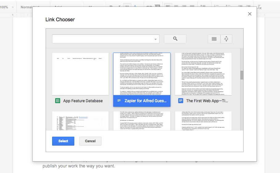 Best Google Docs Addons