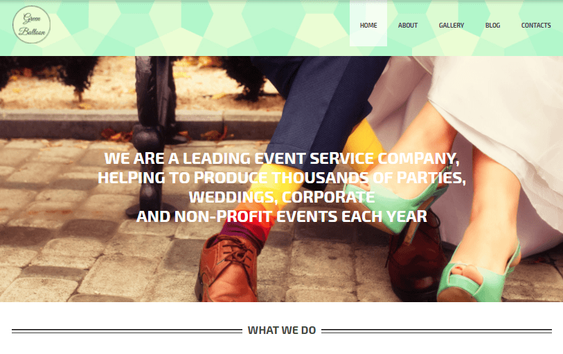Memorable Events Planner