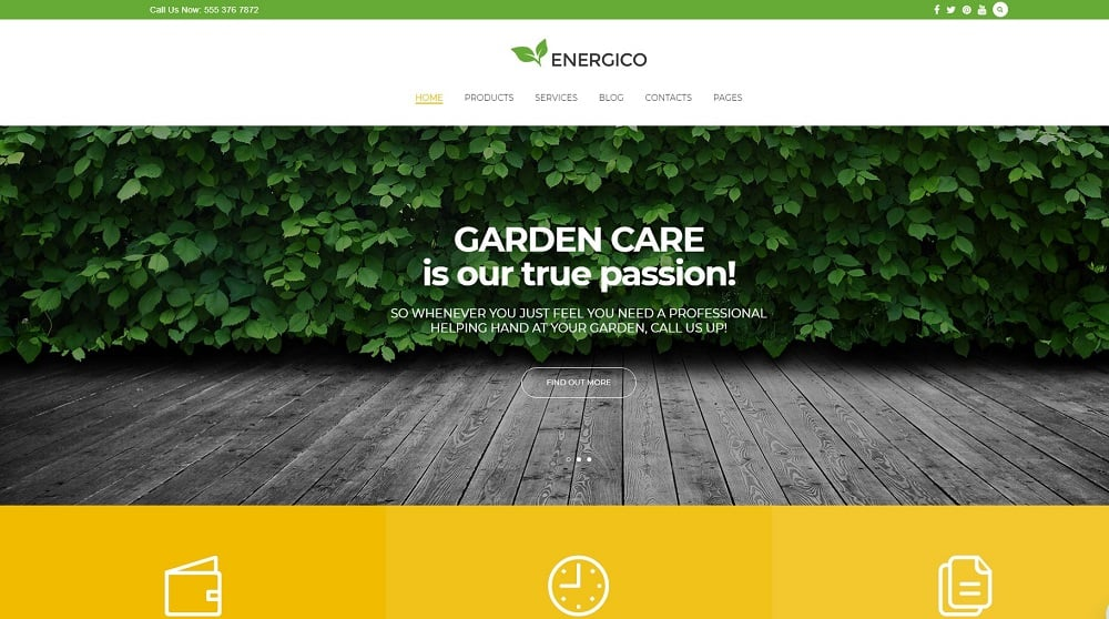 317 free website templates and themes for web designers