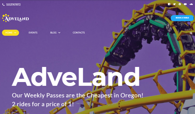 Adveland Amusement Park