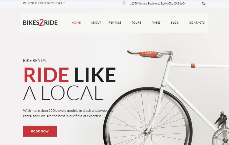 Bikes2Ride