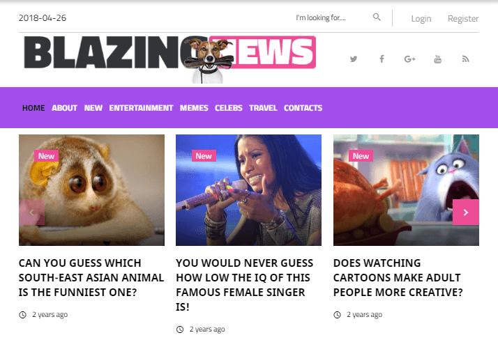 BlazingNews