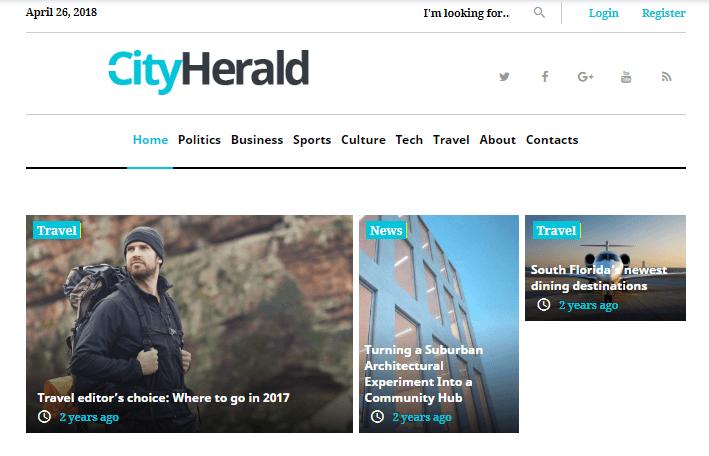 City Herald