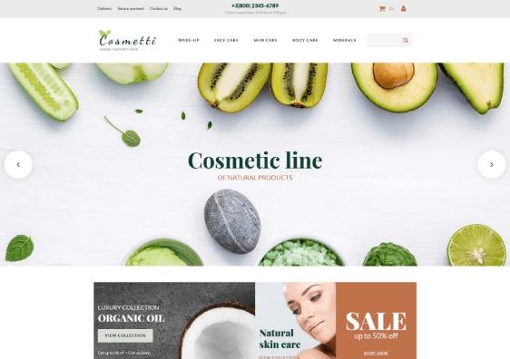 beauty industry