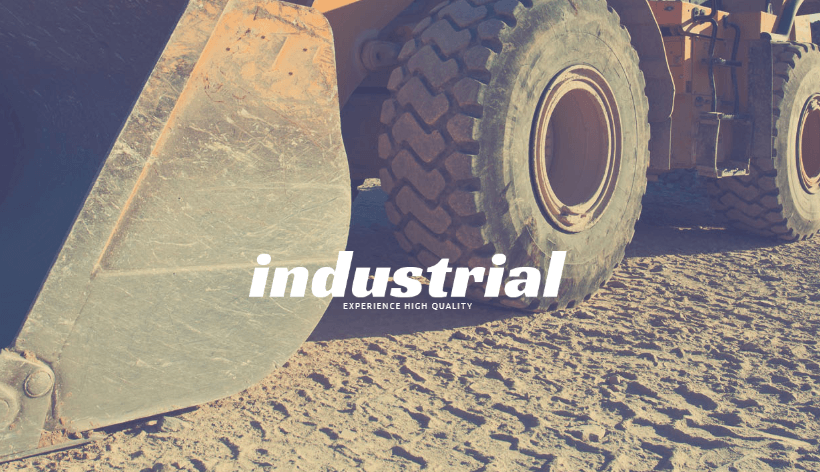 Industrial Construction WordPress Theme