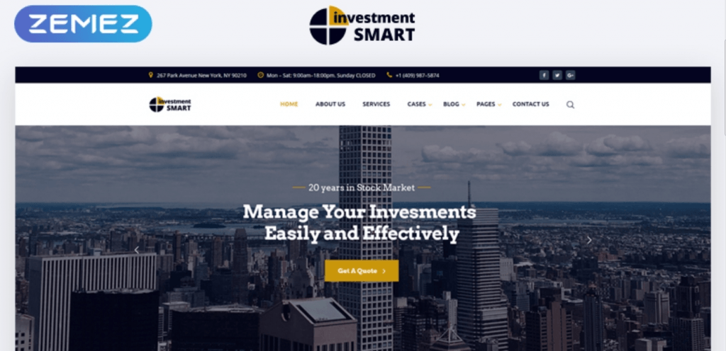 Investment Smart