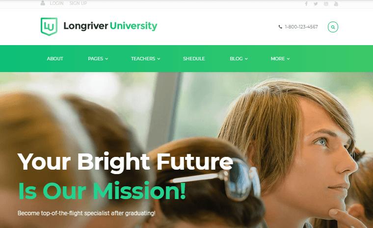 Longriver University
