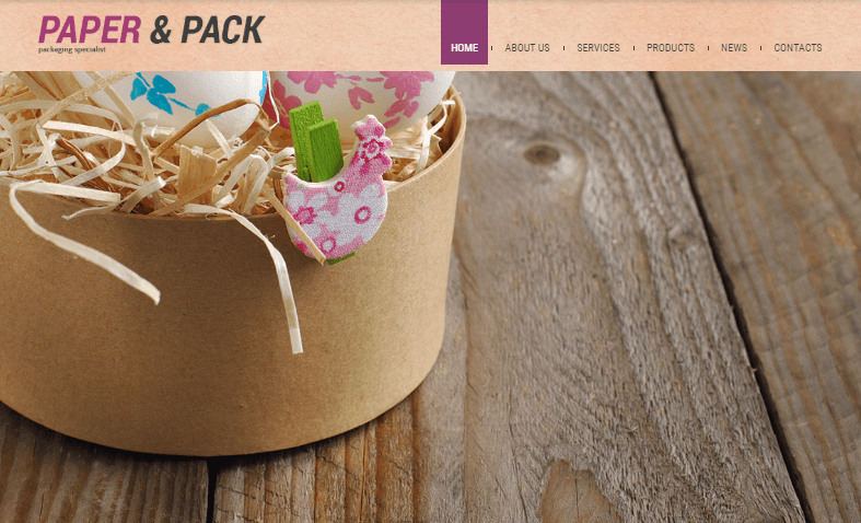 Packaging Responsive WordPress Theme
