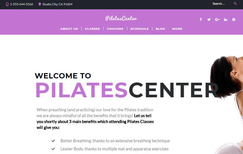 Pilates Cente