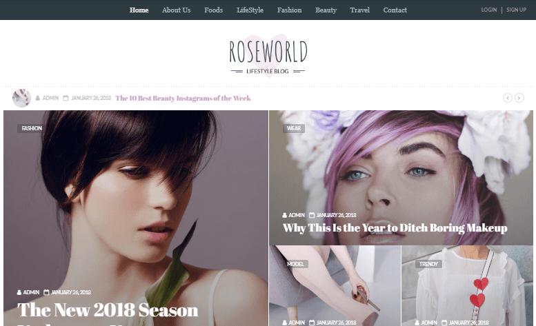 Roseworld