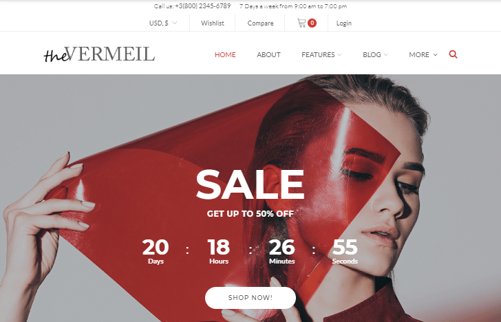 The Vermeil