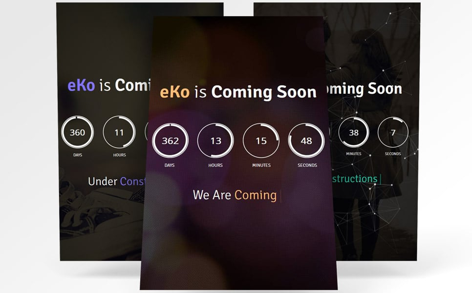 coming soon under construction website templates free and paid