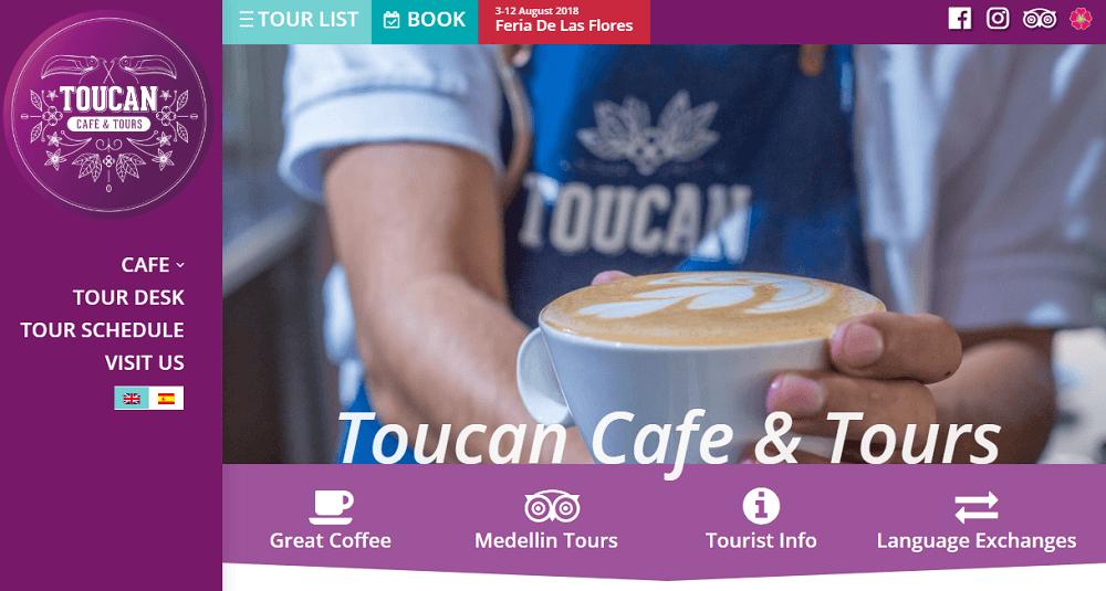 Toucan Café & Tours