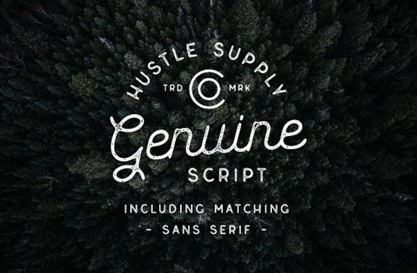 chalk hand lettering fonts