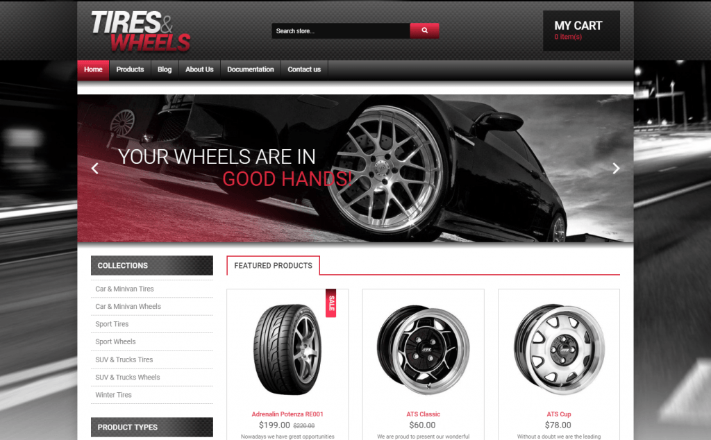 Quality Wheels and Tires