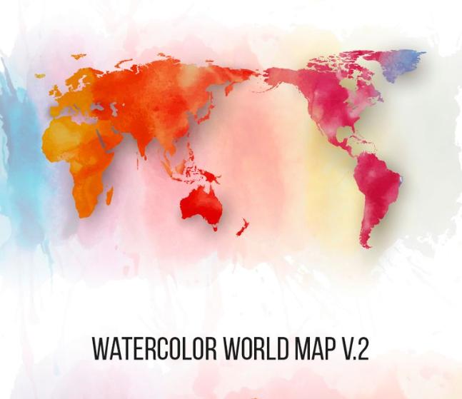 e31960e128e3 85+ Watercolor Freebies For Graphic Designers | AI, JPG, PNG