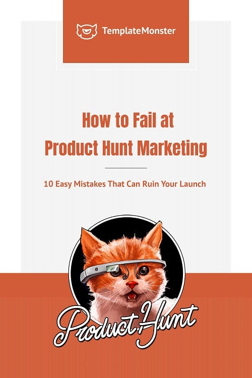 How To Fail At ProductHunt Marketing