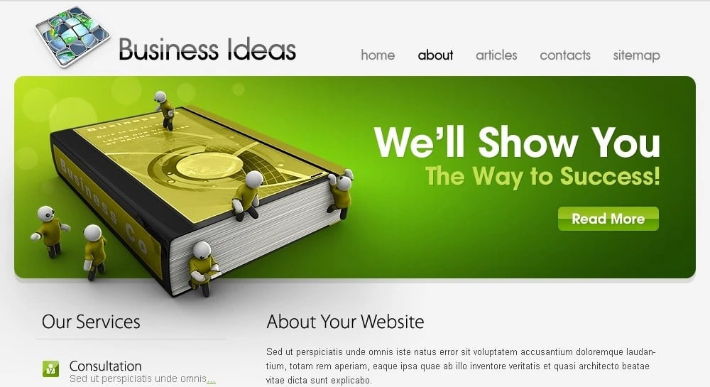 Free Template Business Ideas