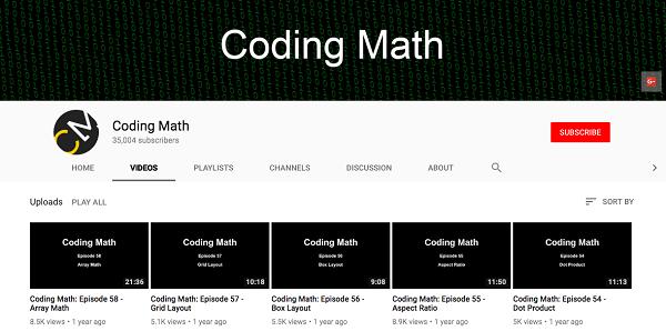 Coding Math
