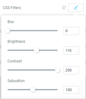 CSS Filters