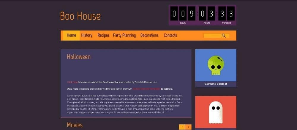 Top 75 Responsive Free Html5 Website Templates 2019