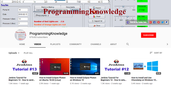 ProgrammingKnowledge