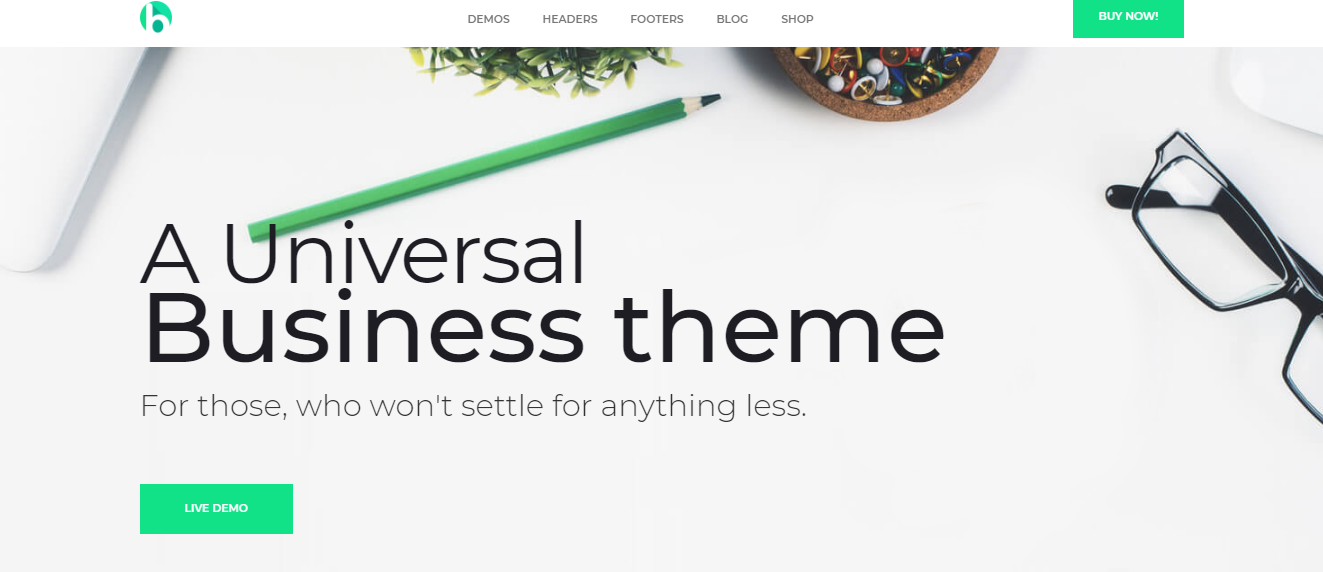 top 50 wordpress elementor business themes in 2018
