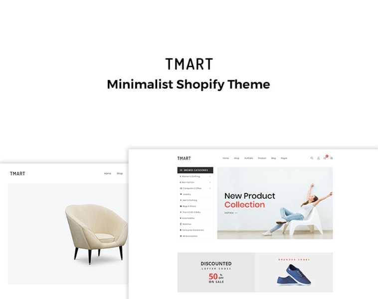 Interior Shopify Templates