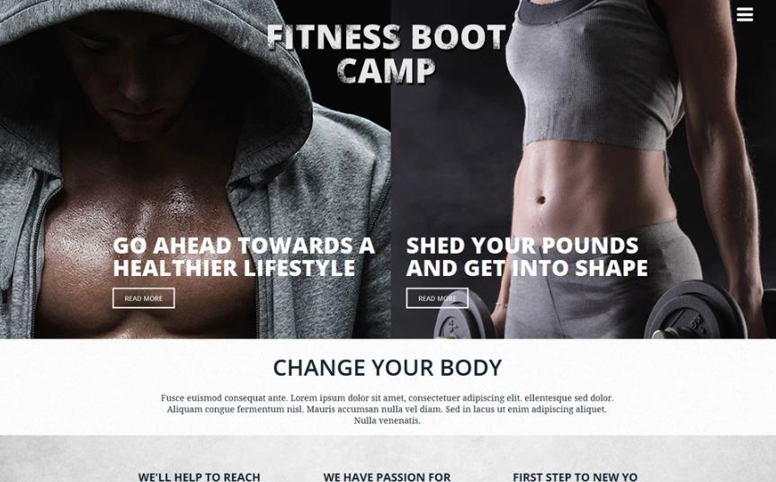 Sport Website