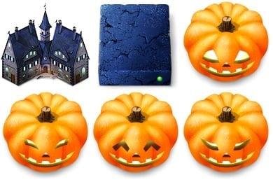 Haunted Hotel Icons
