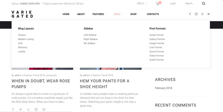 monstroid-blog-layout
