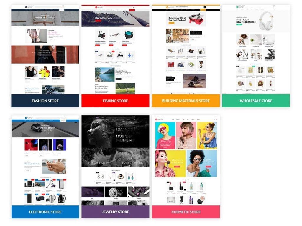 Multifly Multipurpose Shopify Theme