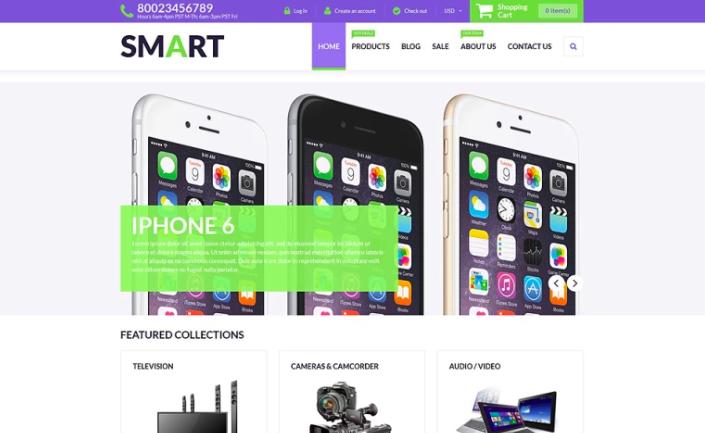 Smart Store Shopify Theme