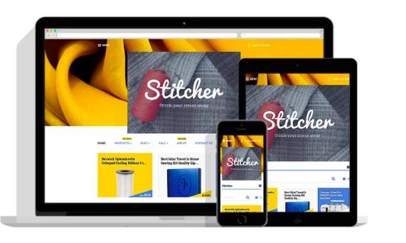 Stitcher Shopify Theme