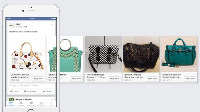 facebook google ads shopify