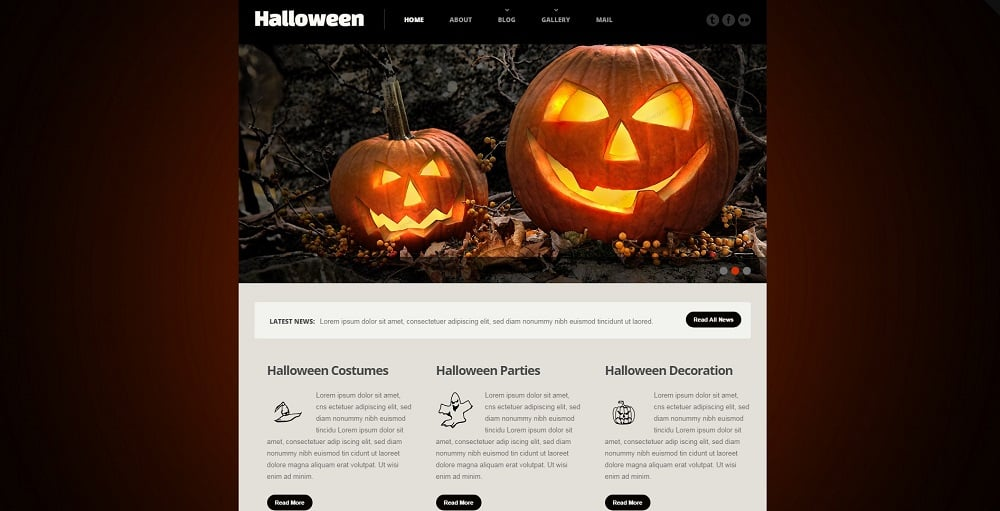 top 20 themed web products to try this halloween