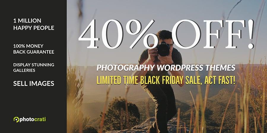 WordPress Photography Theme