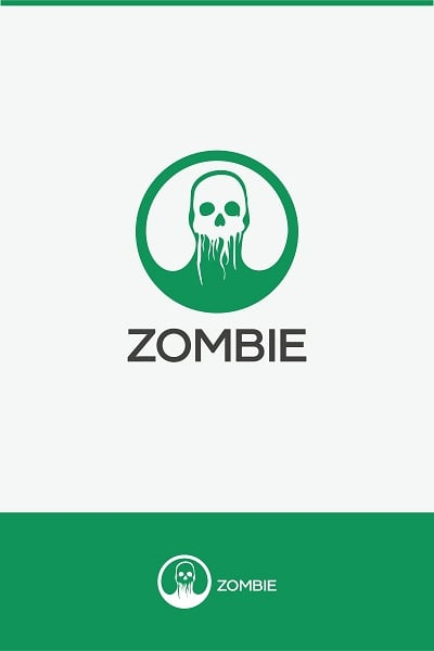 Zombie Logo Template