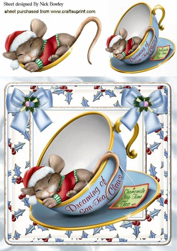 Christmas Illustrations on Pinterest