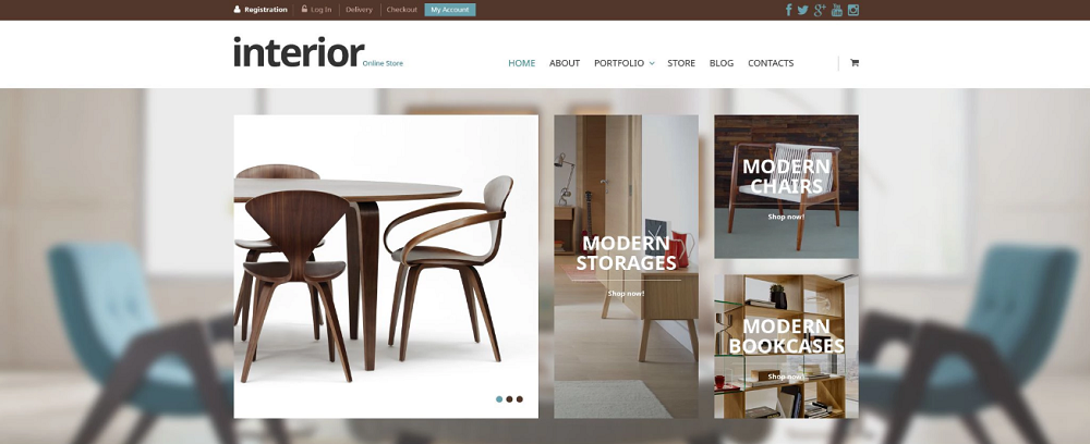 Special Furniture Store WooCommerce Theme