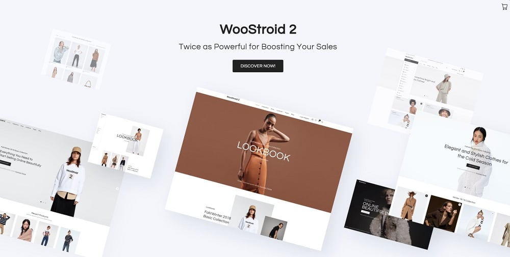 Woostroid2 - Multipurpose WooCommerce Elementor Theme