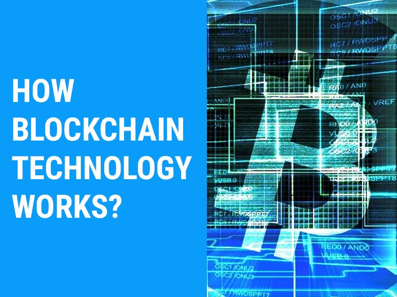 How Blockchain technology works?