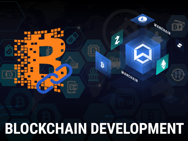 The objective behind the development of Blockchain
