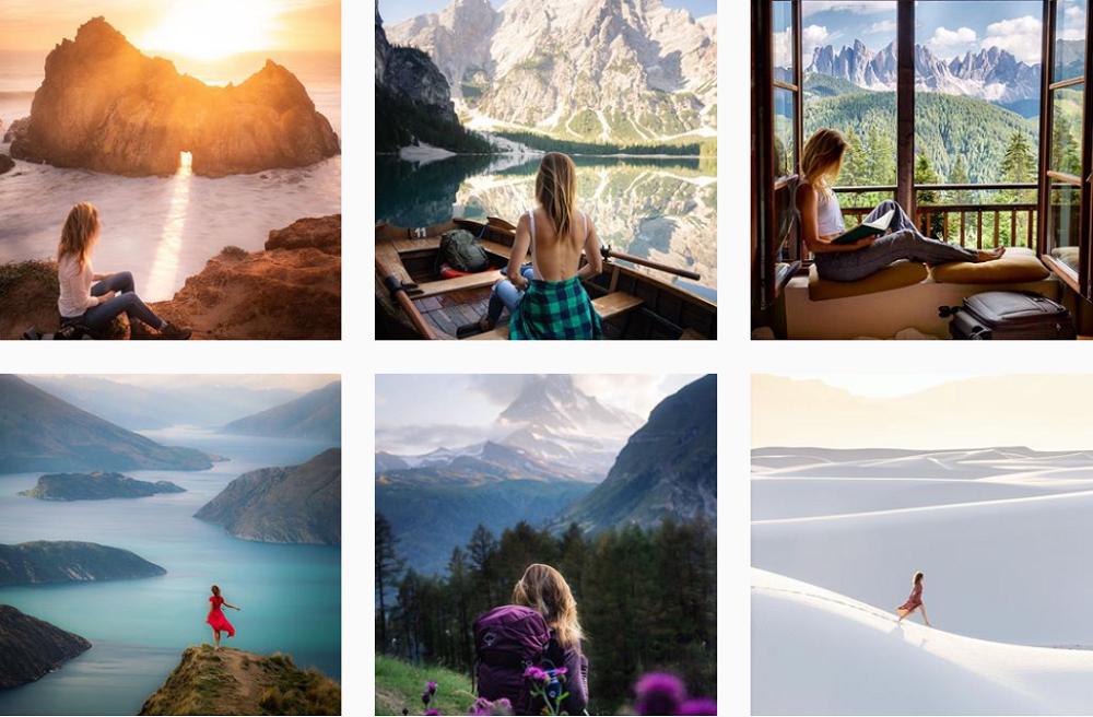 instagram travel blogs