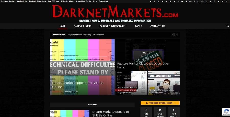 DarknetMarkets