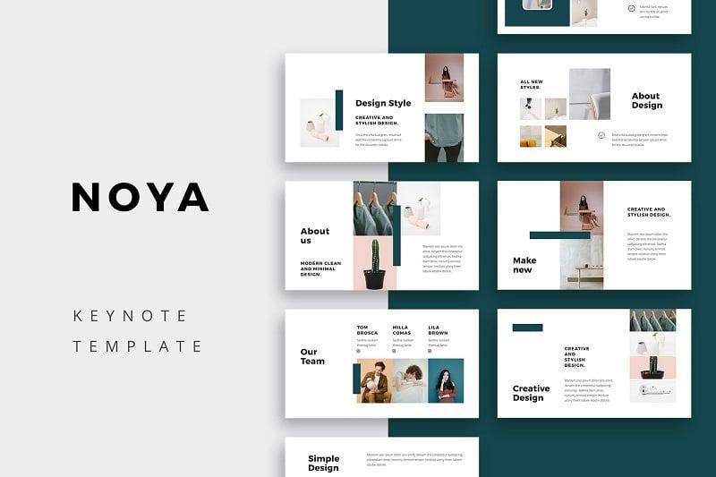 NOYA Keynote Template