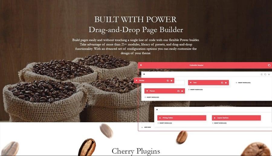 GrindBean - Coffee Shop WooCommerce Theme